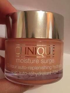 Clinique Moisture Surge 72小時深層水嫩保濕潤膚霜 升級版 50ml