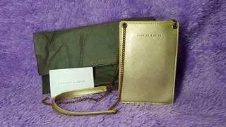 Charles & Keith Wallet Bag ORIGINAL