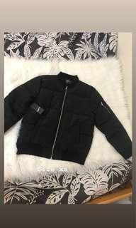 Bomber Jacket (warm perfect for spring)