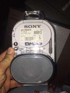 SONY SRSXB01/Bluetooth Speaker