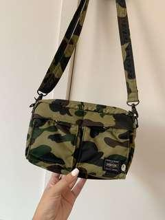 Bape x Porter Shoulder Bag