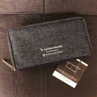 Cathay Pacific (CX) 國泰航空 X Seventy Eight Percent 78% 多用途袋 / 小物袋 / 化妝袋 / pouch / multi-purpose bag / amenity bag  / cosmetic bag