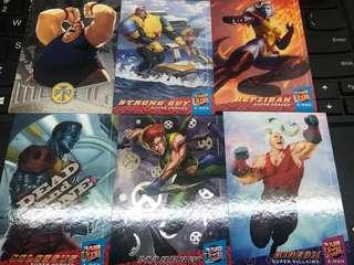 X-Men  The fleet ultra.       #sellmar2019