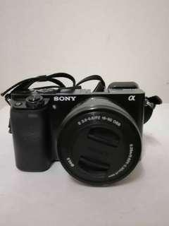 Sony A6000 Kit with 16-50mm OSS