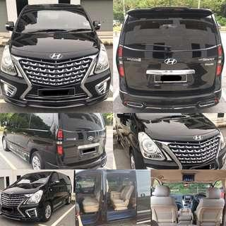 Need self drive or chauffeur car or mpv for rent