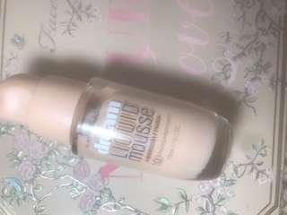 Maybelline and Revlon Foundation