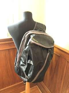 Authentic LULULEMON Convertible Backpack/ duffel bag