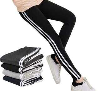 Long pants stripe