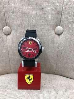 Ferrari Men's Xx Kers 46mm Black