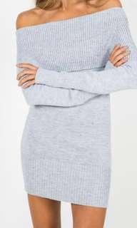 Lioness knitted dress