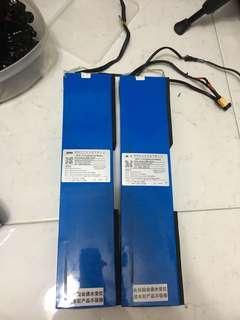 36v fiido battery