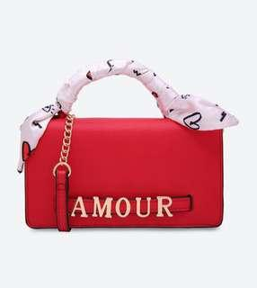 Amour wallet on chain
