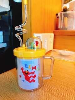 🚚 Elmo造型杯