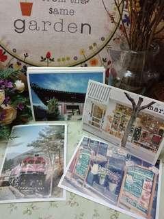 Postcard明信片