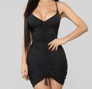 FN Shanghai Ruched Dress
