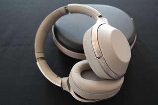 Sony Noise-Cancelling headphones (1000XM2)