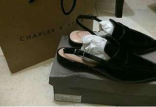 Charles & Keith Shoes Ori