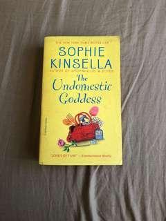 Undomestic Goddess by Sophie Konsella