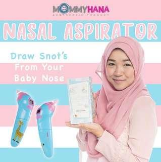 🚚 FREE 🎁 & Automatic Nasal Aspirator Nose Cleaner