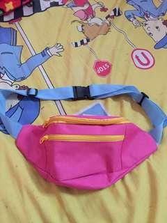Waistbag pink