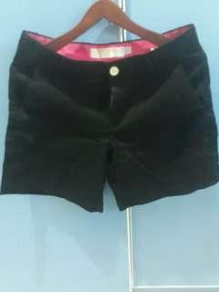 Original Giordano,Celana Pendek Hitam