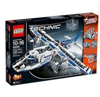 Lego 42025 Cargo Plane