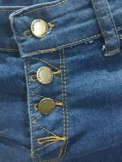 Celana Jeans pendek(herritage