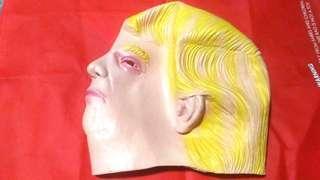 🚚 川普頭套 變裝 化妝 扮演 整人 搞怪 趣味玩具#04