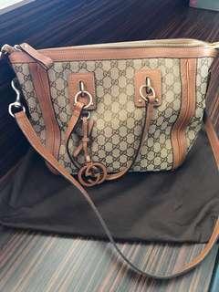 Authentic Gucci bag handbag
