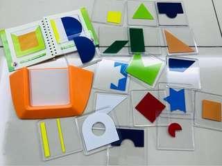 Spatial skills educational games