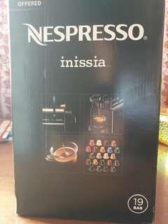Nespresso Inissia for sale