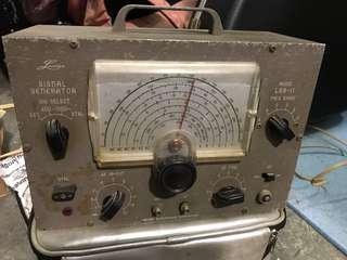 Signal Generator LSG-11 1966年