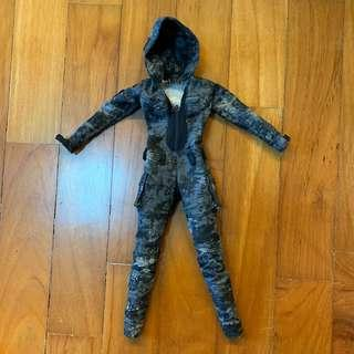 🚚 very cool villa 1/6 tactical clothing
