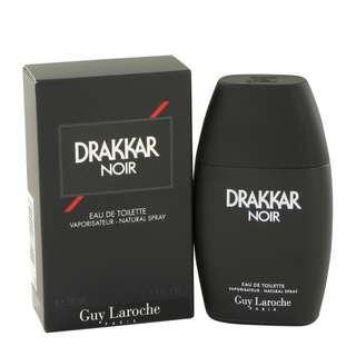 Drakkar Noir By Guy Laroche 50 Ml Eau De Toilette Spray For Men