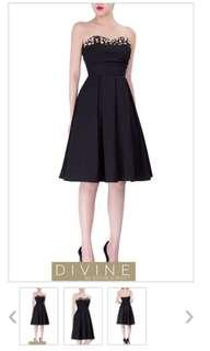 Doublewoot black dinner dress ( brand new with tag)