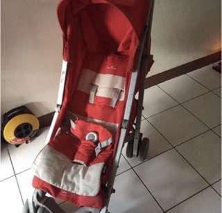 Stroller silver cross / mother care