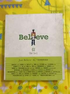 Believe 信 舊CD