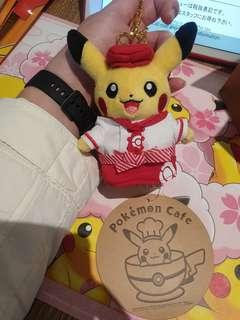 Pokemon Cafe pre registration online exclusive Pikachu Maid form