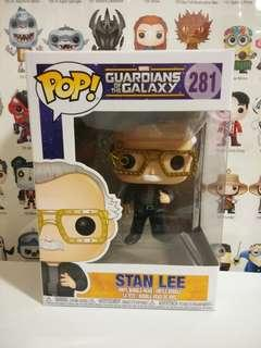Funko Pop Stan Lee Cameo Guardians Of The Galaxy Marvel Vinyl Figure Collectible Toy Gift Movie Comic Super Hero