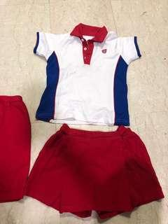 PCF Sparkle Tots uniform Boy and girls