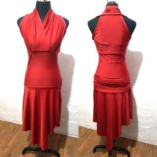 Classy/Elegant Red Gown [Brandnew]