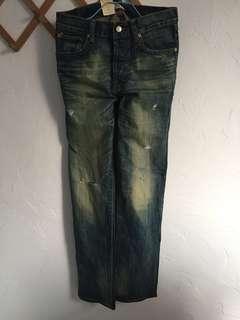 Levi's 501 jeans Original fit 牛仔褲