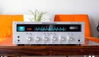 Maranta 2230 vintage 220v audio amp