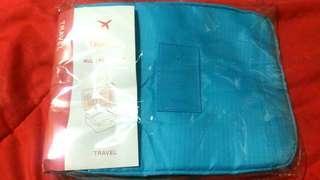 🚚 🎶一百🎶 藍色方型收納包 旅行袋travel multi pouch ver.2#2