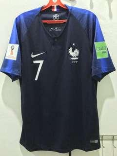 *RARE* France World Cup 2018 Home Kit