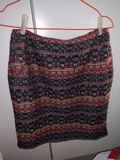NEWLOOK Tribal Skirt