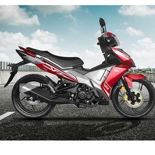 SYM 185 class2b Yamaha,t135,jupiter,sinpter,Hondars150,pcx150,Arox,Lx150,rc200,rs200,150, nmax,