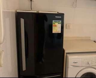 🈹 Panasonic 黑色型格雪櫃