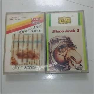 Kaset disco Arab.
