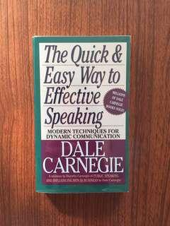 The quick and easy way to effectively speaking